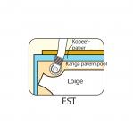 Punktiir-kopeerimisratas tööks kopeerpaberiga, LS-387