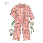 Doll Clothes for dolls: 46 cm (18 Inch), Simplicity Pattern #5276