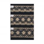 Cotton Crochet Lace 1824, 7 cm