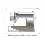 Механическая швейная машина Janome 1015 JUNO  masina sees olev monoliitne valatud metallraam