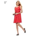 Naiste Jiffy® ümberpööratav kleit, Simplicity Pattern #1356