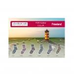 Mustriline sokilõng Fortissima Color, Fortissima Color Sock Yarn, Schoeller+Stahl (Saksamaa)