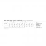 Püksid Nr.34-46, Burda Style Nr.6897