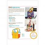 Crafty Carriers, Kwik Sew K0118