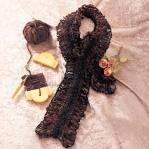 Приспособление (вилка) для вязания украшений Clover (Japan) 3104