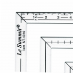 Šabloon-joonlaud ruudud, LeSummit NT-4010