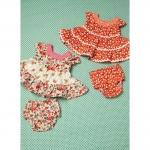 Baby Dresses and Panties, Kwik Sew K0198