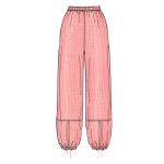 Misses` Pull-On Pants, Simplicity Pattern #S8922
