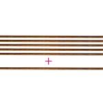 Спицы носочные 15см, комплект (2,5; 3,0; 3,5; 4,0; 4,5; 5,0; 5,5; 6,0), KnitPro 31287