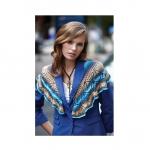Siidja pinnaga akrüüllõng Diva Batik Design, Alize