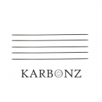Short Double Pointed Knitting Needles KnitPro Karbonz 15cm