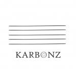 Süsinikkiust lühikesed sukavardad (nn sõrmikuvardad) KnitPro Karbonz 15cm