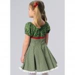 Girls` Dresses, Kwik Sew K0185