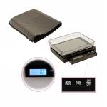 Elektrooniline täpne lauakaal 11,3x8,9x2,6cm, Pocket Scale