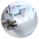 Universal binder attachment for many sewing machines #88 Binder on the Juki TL-98