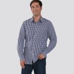 Meeste klassikaline, moodne ja kitsalõikeline Slim särk, Simplicity Pattern # 8753