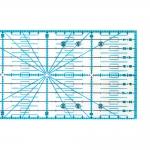 Joonlaud, Pachwork Quilting Ruler, 10cm × 45cm LeSummit #34045