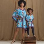 Laste ja naiste kaftanid, suurused: S - L / XS - XL, Simplicity Pattern #S8937