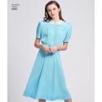 Vintage kleidid, Simplicity Pattern #8686