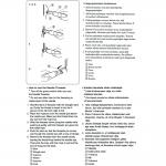Masina nõela niidistaja, SewMate DW-WB300 Niidistaja/Needle threader