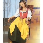 Naiste kostüümid, Simplicity Pattern #5582