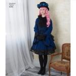 Naiste kostüümid kostüümidisainerilt Lori Ann, Simplicity Pattern #8285