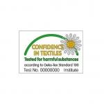 Puuvillane trikookangas neiu, lillede ja liblikatega Art.3806