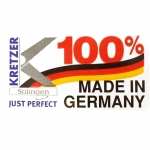 Многофункциональные ножницы, 24см + 15см ножницы безплатно, Kretzer Finny Solingen 772024+772015