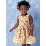 Выкройка: Toddlers` Dresses, Kwik Sew K0192