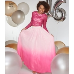 Women`s Special Occasions Dress, Simplicity Pattern #8328