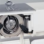 Механическая швейная машина Janome 415 + футляр Tugev metallist poolipesa ja süstik