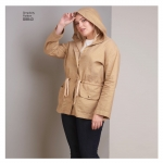 Misses` Anorak Jacket, Simplicity Pattern #S8843