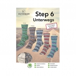 Aloe Vera ja Jojoba õliga immutatud sokilõng Step 6, Austermann (Saksamaa)