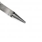 Pyöreäkärkiset korupihdit, pyöröpihdit, hammastus leuoissa, 11,5cm, PK1505S Kerged ümarotstangid PK1505