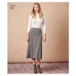 Naiste Easy to Sew trikooseelikud, suurused: A (XS-S-M-L-XL), Simplicity Pattern #8745