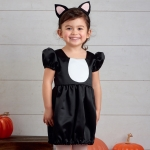 Toddler`s Assorted Halloween Costumes, Sizes: 1/2-1-2-3-4, Simplicity Pattern #S8976