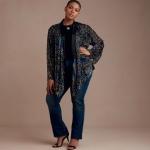 Misses` kimono Jackets, Sizes: XXS-XS-S-M-L-XL-XXL, Simplicity Pattern #S8952