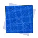 Rotating Mat, 30cm × 30cm, Duroedge RM-0315 Rotary Cutting Mat. Alusel pöörlev (lõike)alus.