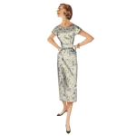 Misses` Vintage Dresses and Lined Coats, Simplicity Pattern #S8980