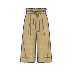 Laste kleidid, topid, püksid, ja müts, suurused: 3-4-5-6-7-8, Simplicity Pattern #S8964