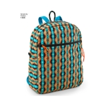 Backpacks and Messenger Bag, Sizes: OS (ONE SIZE), Simplicity Pattern #1388