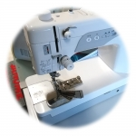 Universal binder attachment for many sewing machines #88 Binder on the Janome 1600