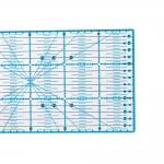 Joonlaud, Pachwork Quilting Ruler, 15cm × 60cm, Le Summit #34560