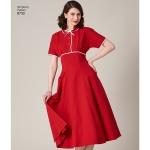 Vintage kleit, Simplicity Pattern #8732