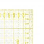 Пластиковая (3 мм) линейка 16 см х 30 см, SewMate #1632