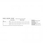 Topp Nr. 34-44, Burda Style Nr. 6292