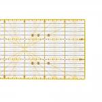Lläpinäkyvä viivain, 15cm × 60cm, Le Summit KS-1560