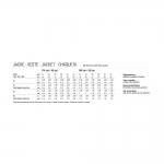 Jakid Nr. 44-54, Burda Style Nr. 6258