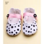 Väikelapse papud, suurused: A (XS-S-M-L), Simplicity Pattern #2491