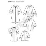 Misses` Vintage Coat or Jacket, Simplicity Pattern #8509